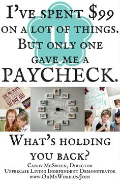 What's holding you back? #OhMyWord #UppercaseLiving http://www.ohmyword.us/Join