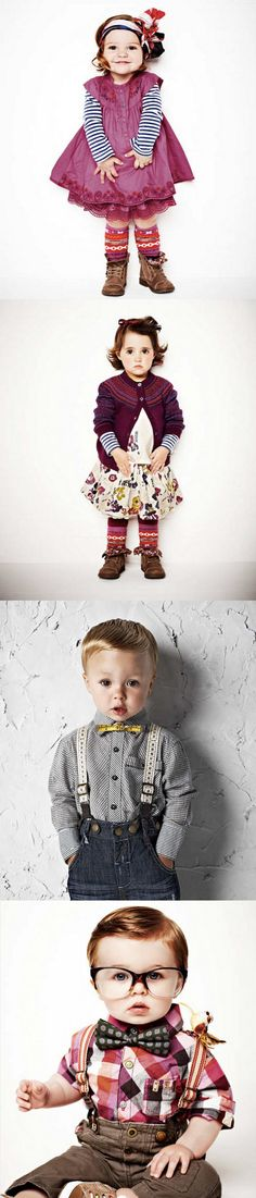 Mamas & Papas--the most adorable clothes to dress itty bitty humans EVER.