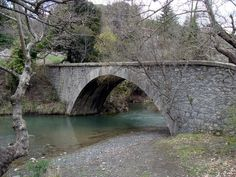 Stromi is the village of Gkiona, where is situated the Cave of the Resistance and the Waterfall of Kremasis. Plane Tree, Firs, Stone Houses, Greece Travel, Banks, Photo S, Travelling, Waterfall, Greek