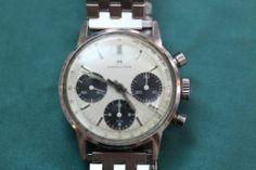 Hamilton Vintage Chronograph ref. 640 Valjoux 7736 Mechanical Movement