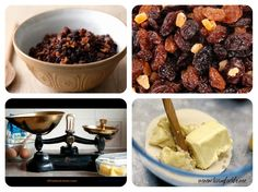 Christmas cake – without grains!!!