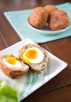 Scotch Eggs from Tales of Vesperia