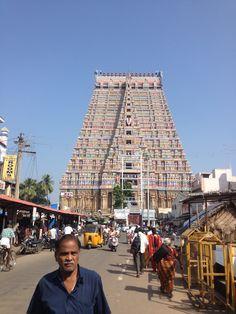 Tallest Gopuram of India