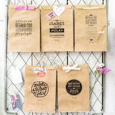 837b66924 Resultado de imagen de diseño packaging bodas pinterest Hacer Bolsas De  Papel, Sobres De Papel