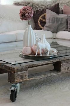Coffee table_pallets