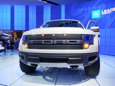 No mistaking that FORD made this Raptor