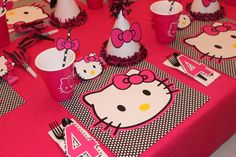 Hello Kitty | CatchMyParty.com