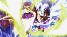 Mastered ultra Instinct goku son