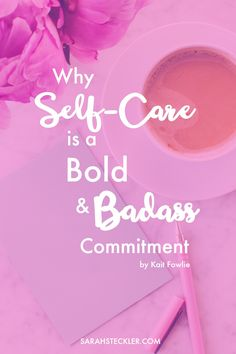 Self-Care often soun
