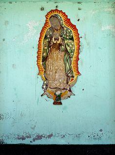 Virgencita de Guadalupe <3