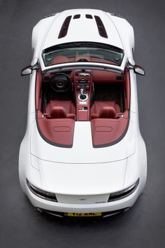 Aston Martin V12 Vantage Roadster. Discover more at http://www.astonmartin.com/cars/the-vantage-range/v12-vantage-roadster #AstonMartin