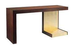 Buy Jiminee Console by Ferrell Mittman - Made-to-Order designer Furniture from Dering Hall's collection of Contemporary Console Tables.