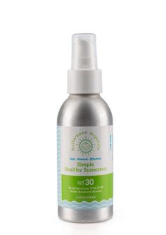 Butterbean Bio krém na opalování s pumpičkou Simple SPF 30 118 ml Broad Spectrum, Sunscreen, 30th, Personal Care, Simple, Opal, Self Care, Personal Hygiene, Opals