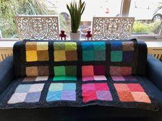 Riverstone-deken | Blij dat ik brei | Bloglovin'