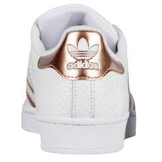 adidas Originals Superstar, copper and white - Women's