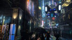 blade runner cityscape - Google Search