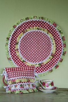 great idea for square blanket