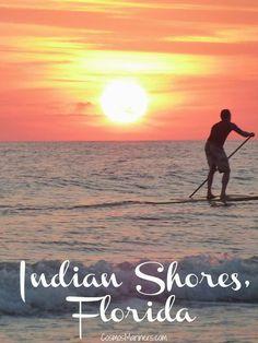 Indian Shores, Florida | CosmosMariners.com