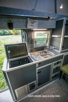 VW Crafter 4motion - Custom Campers