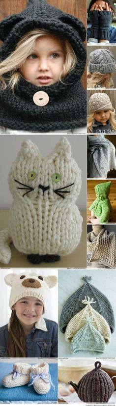 Great Knitting Patterns