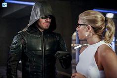 Arrow #5.2 #Olicity <3