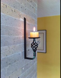 20 Various Unique Styles that You Can Use with Iron Decor - Wrought Iron Candle Holders, Wall Candle Holders, Candle Stand, Candlestick Holders, Candlesticks, Stone Fireplace Surround, House Lamp, Wrought Iron Gates, Wooden Chest