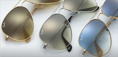 Loving Ray-Ban Aviators Gradient! RB3025 on Official Ray-Ban Website