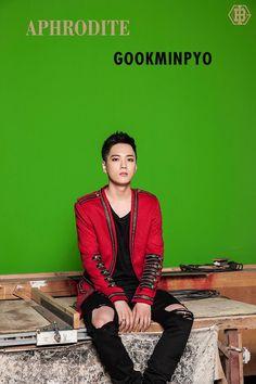 B.I.G 1ST MINI Album 'APHRODITE' Photo Teaser.1 MINPYO #비아이지 #첫번째_미니앨범 #아프로디테 #컴백 #티저 #5월_17일 #민표