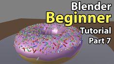Blender Beginner Tutorial - Part 7: Particles