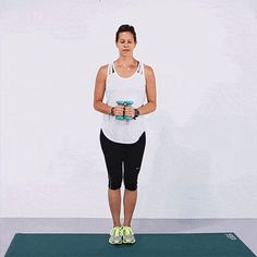 All it takes is 10 minutes of your time to get in an effective workout. Try doing these quick and easy moves to help yourself get in the best shape of your life.