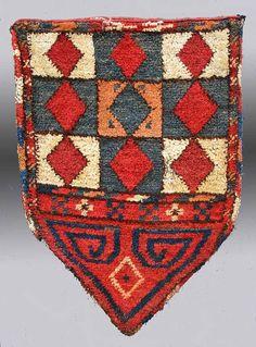 "Uzbek ""OkBosh"" or ""Igsalyk"", Central Asia"