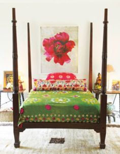 Ethnic Eclectic Modern Rooms