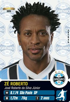 Ze Roberto, Movies, Movie Posters, America's Cup, Trading Cards, Soccer, Film Poster, Films, Popcorn Posters