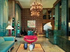 Kelly Wearstler - Viceroy Miami lobby