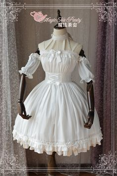 Ballet Wind ~Lolita JSK Dress $59.99 - My Lolita Dress