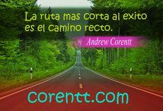Frases de Andrew Corentt sobre el exito