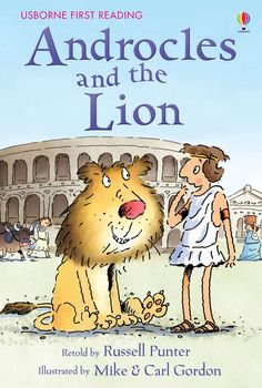 Androcles and the Lion • English Wooks