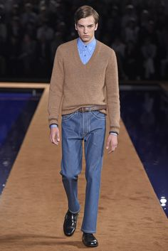 Prada Men's RTW Spring 2015 - Slideshow