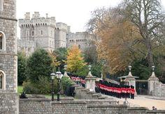 Windsor Castle. Been. Twice.