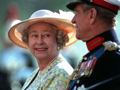 The royal couple shared a moment in June of 1996 while attending an event held in honour of Prince Philip's 75th birthday. Queen Elizabeth is said to have been enamoured with her now-husband since meeting him at the age of 13 while visiting the Royal Naval College at Dartmouth.