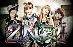 My Top 10 Favourite 2NE1 Songs!