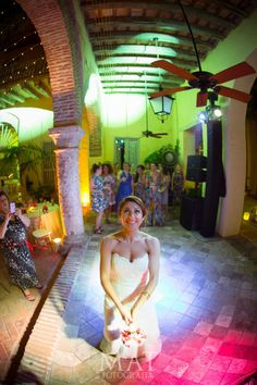 "I just love this pic!   Cartagena Wedding + Marisol & Irving   ""Baby, love never felt so good And I doubt if it ever could Not like you hold me, hold me…"" … and don't miss the wedding Video… Michael J…"
