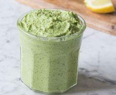 Rezept Avocado-Cashew Aufstrich vegan von PetraW83 - Rezept der Kategorie Saucen/Dips/Brotaufstriche