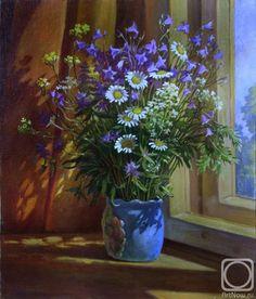 Шумакова Елена. Полевые цветы