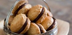 Another gem from Carolyn Hartz's Sugar Free Baking cookbook, these sugar-free cashew and coconut biscuits are going to go down a treat with the grandkids!