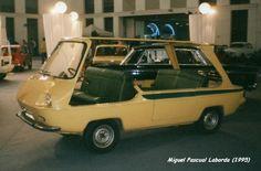 Funny Looking Cars, Ebro, Fiat, Classic Cars, Trucks, Vintage Stuff, Vehicles, Techno, Hot Rods