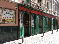 Taberna Almendro 13 - C/Almendro, 13 - Madrid
