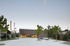 Festhalle on Constance Lake – Architexts Association