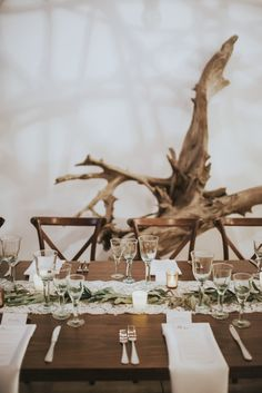 Wedding decor, table, wedding design, simple wedding design, elegant, destination wedding, Costa Rica wedding