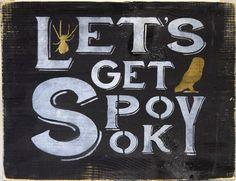 Let's Get Spooky Fall / Halloween Stencil Product Code 2123
